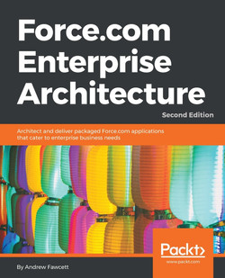 Force.com Enterprise Architecture - Second Edition