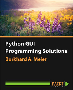 Python GUI Programming Solutions