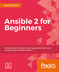 Ansible 2 for Beginners