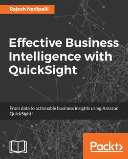 Effective Business Intelligence with QuickSight