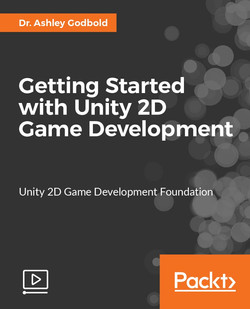Getting Started with Unity 2D Game Development