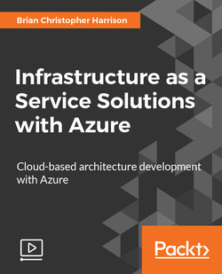 Infrastructure as a Service Solutions with Azure