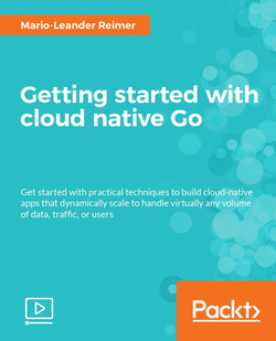 Getting started with cloud native Go