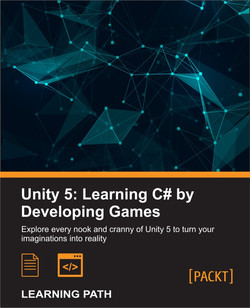 Unity 5: Learning C# by Developing Games