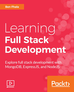 Learning Full Stack Development