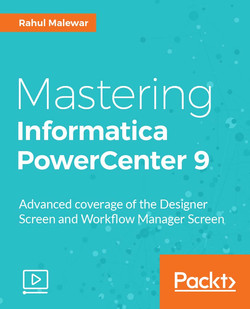 Mastering Informatica PowerCenter 9