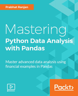 Mastering Python Data Analysis with Pandas