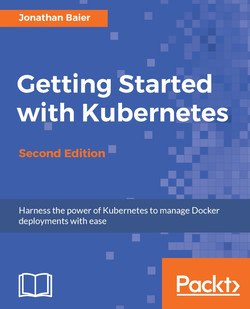 Getting Started with Kubernetes - Second Edition