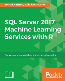 SQL Server 2017 Machine Learning Services with R