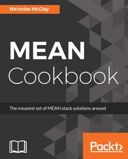 MEAN Cookbook