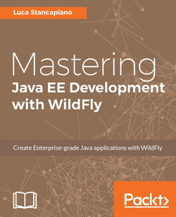 Mastering Java EE Development with WildFly