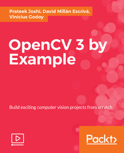 OpenCV 3 by Example
