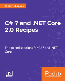 C# 7 and .NET Core 2.0 Recipes