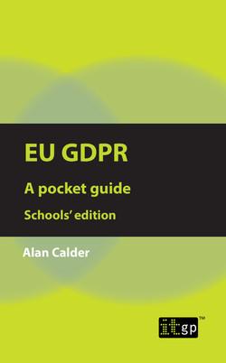 EU GDPR: A Pocket Guide, School's edition