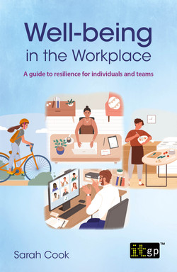 Well-being in the workplace - A guide to resilience for individuals and teams