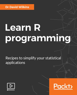 Learn R programming