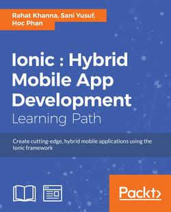 Ionic : Hybrid Mobile App Development