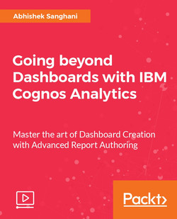 Going beyond Dashboards with IBM Cognos Analytics