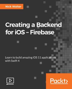 Creating a Backend for iOS - Firebase