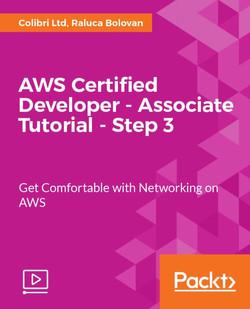 AWS Certified Developer - Associate Tutorial - Step 3
