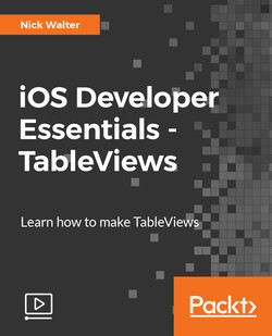 iOS Developer Essentials - TableViews