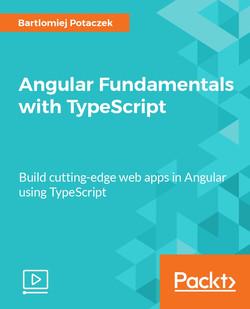 Angular Fundamentals with TypeScript