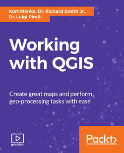 Working with QGIS