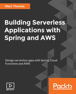 Building Serverless Applications with Spring and AWS