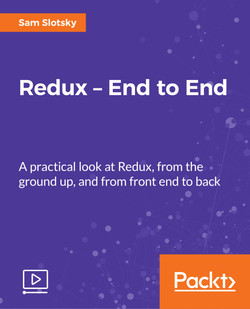 Redux – End to End