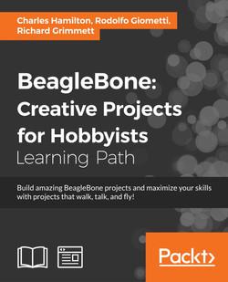 BeagleBone: Creative Projects for Hobbyists