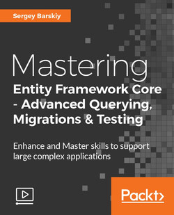 Mastering Entity Framework Core – Advanced Querying, Migrations and Testing