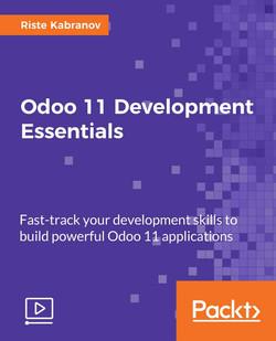 Odoo 11 Development Essentials