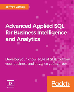 Advanced Applied SQL for Business Intelligence and Analytics