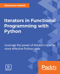Iterators in Functional Programming with Python
