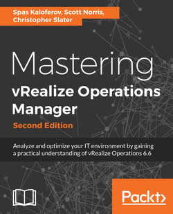 Mastering vRealize Operations Manager - Second Edition