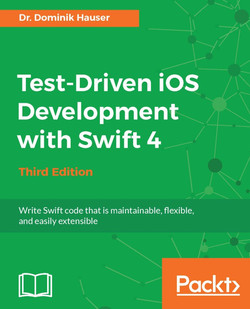 Test-Driven iOS Development with Swift 4 - Third Edition