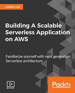 Building A Scalable Serverless Application on AWS