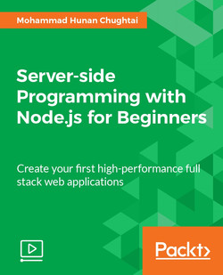 Server-side Programming with Node.js for Beginners