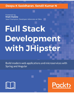 Full Stack Development with JHipster