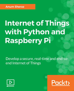 Internet of Things with Python and Raspberry Pi