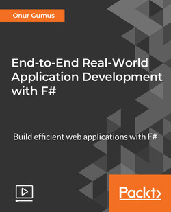 End-to-End Real-World Application Development with F#