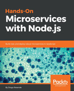 Cover of Hands-On Microservices with Node.js