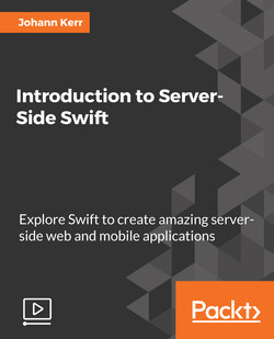 Introduction to Server-Side Swift