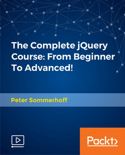 The Complete jQuery Course: From Beginner To Advanced!