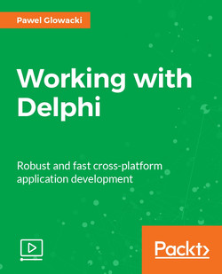 Working with Delphi