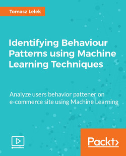 Identifying Behaviour Patterns using Machine Learning Techniques