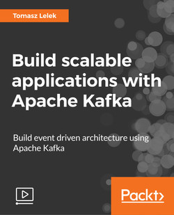Build scalable applications with Apache Kafka