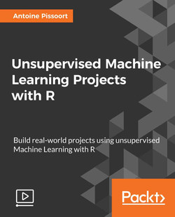 Unsupervised Machine Learning Projects with R