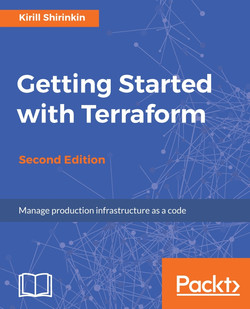 Getting Started with Terraform - Second Edition
