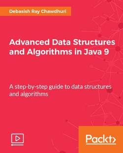 Advanced Data Structures and Algorithms in Java 9